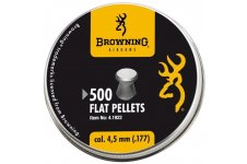Browning Flat 4,5mm 500ks