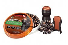 Gamo 4,5mm/.177 Lethal 0,36g./5,56gr. (100ks), 6322740