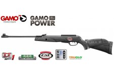 Gamo Black Knight IGT Mach 1, kal 4,5mm
