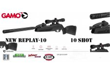 Gamo Replay-10, kal.4,5mm