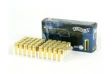 Blank cartridge pistol Walther 9mm 50pcs